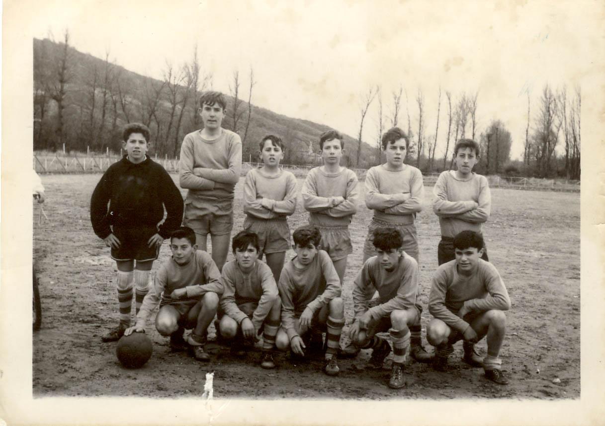 Equipo Futbol 1968