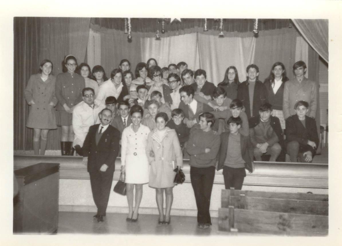 Fin de Estudios 1969